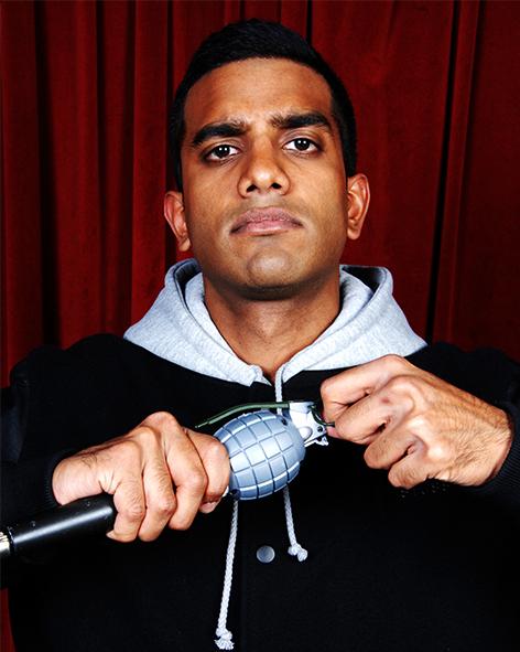 Aamer Rahman - Comedian