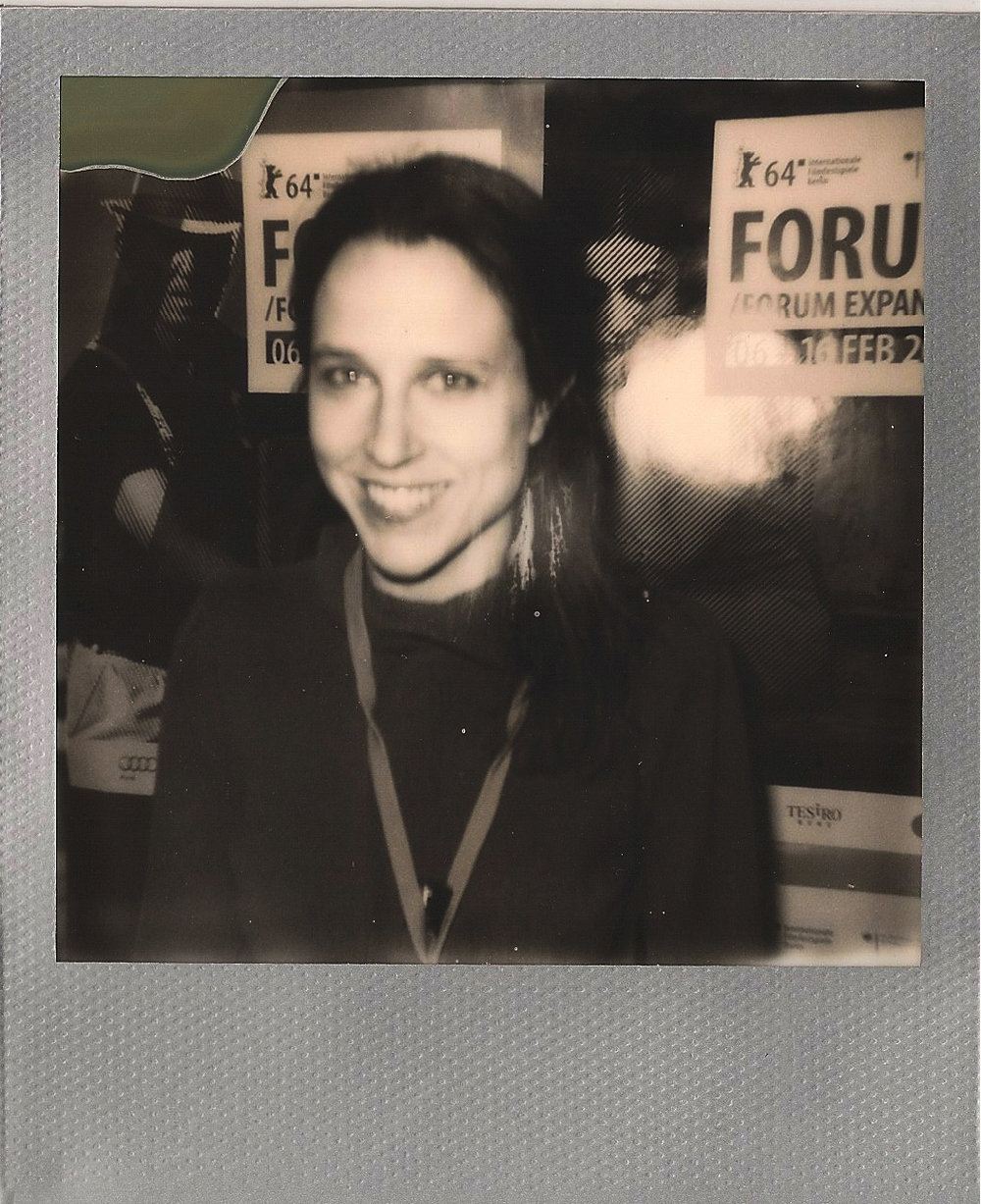 JOSEPHINE DECKER - Writer & Director of Madeline's Madeline, Butter on the Latch & Thou Wast Mild and Lovely