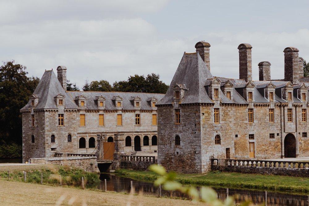 Château du Rocher Portail, Saint Brice en Cogles