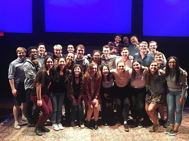 The Callbacks had an amazing time singing with the Georgetown Phantoms! Thank you for joining us and hope to perform with you again soon!