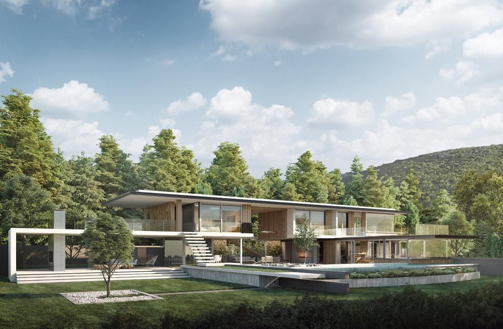 FRANSCHOEK Villa