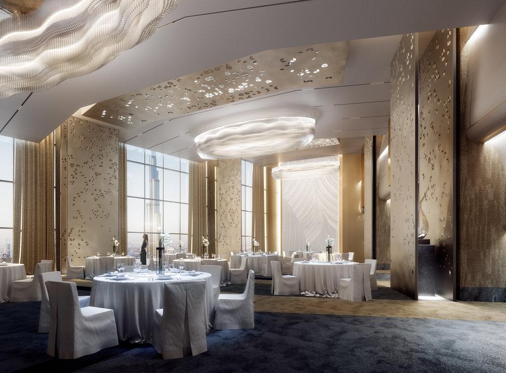 DUBAI HOTEL BALLROOM