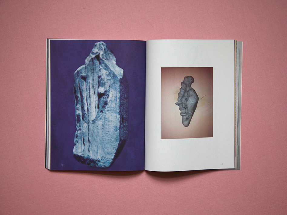 Shifter, Artist Book , published as part of the exhibition Fragrant Phantoms, 200 eks. 2015