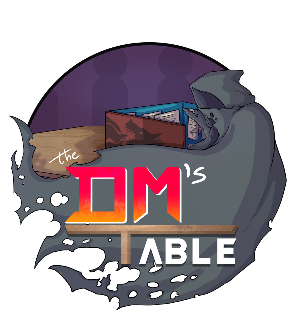 The DM's Table - Finding Balance