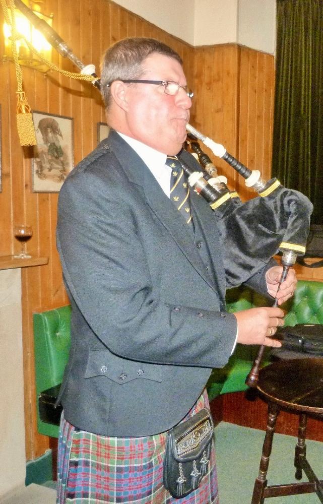 Royal Scottish Pipers' Society    Edinburgh