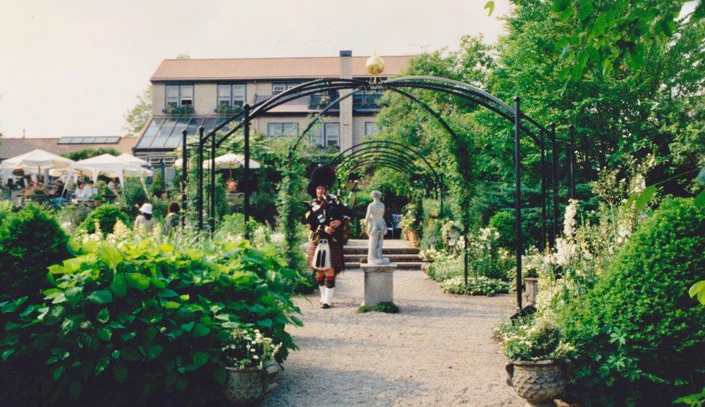 Kay Yamada is the Horticulturalist, Garden Designer, and part owner of Barakura English Garden