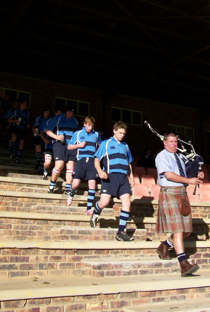 George Heriot's rugby club, Edinburgh under 18 rugby tour, South Africa