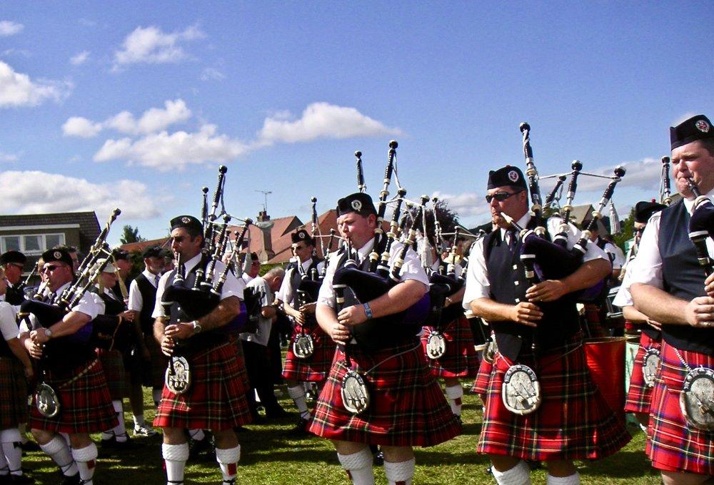 The Band Club,Sydney- Scotland 2006