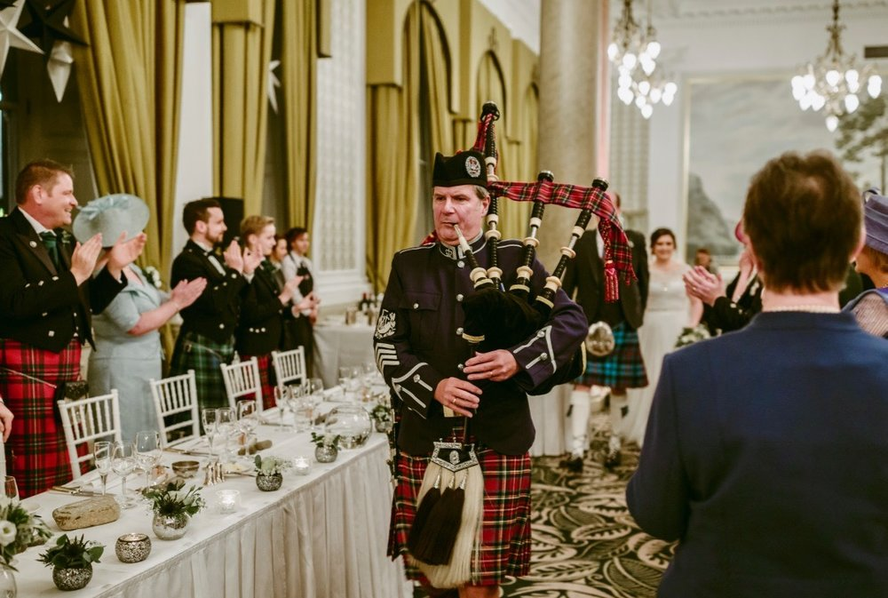 The Balmoral Hotel    Claire Fleck photography