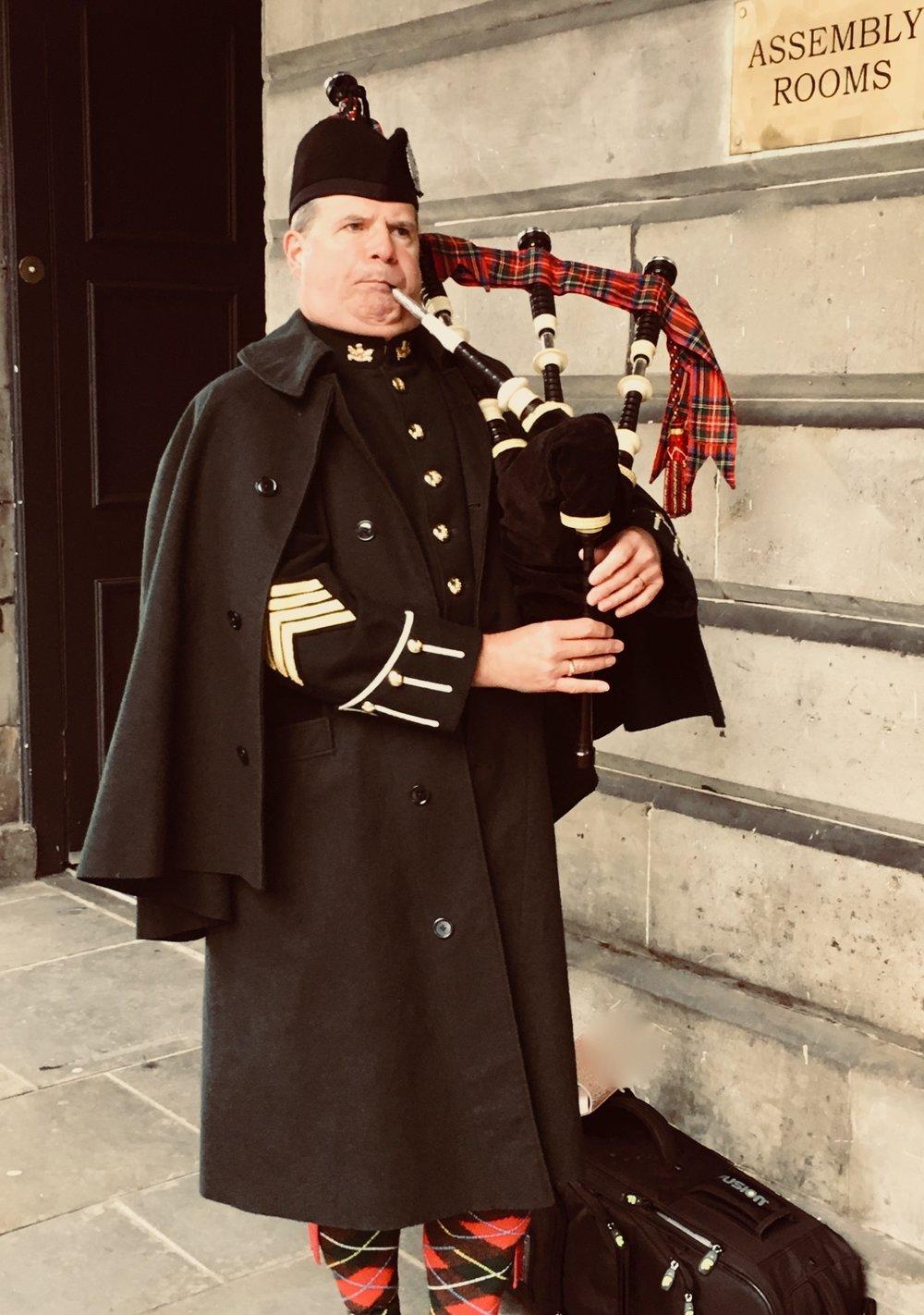 George Street Edinburgh March 2018