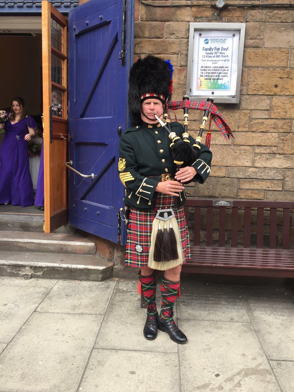 Gorgie Parish Church Edinburgh 2018