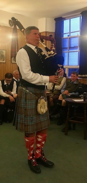 Royal Scottish Pipers 2018