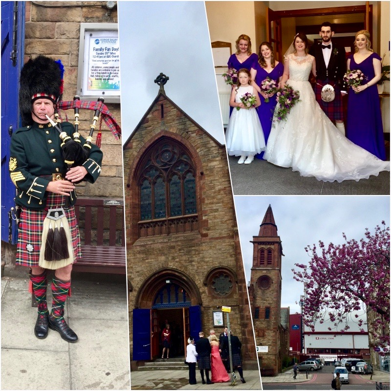 Gorgie Parish Church Edinburgh