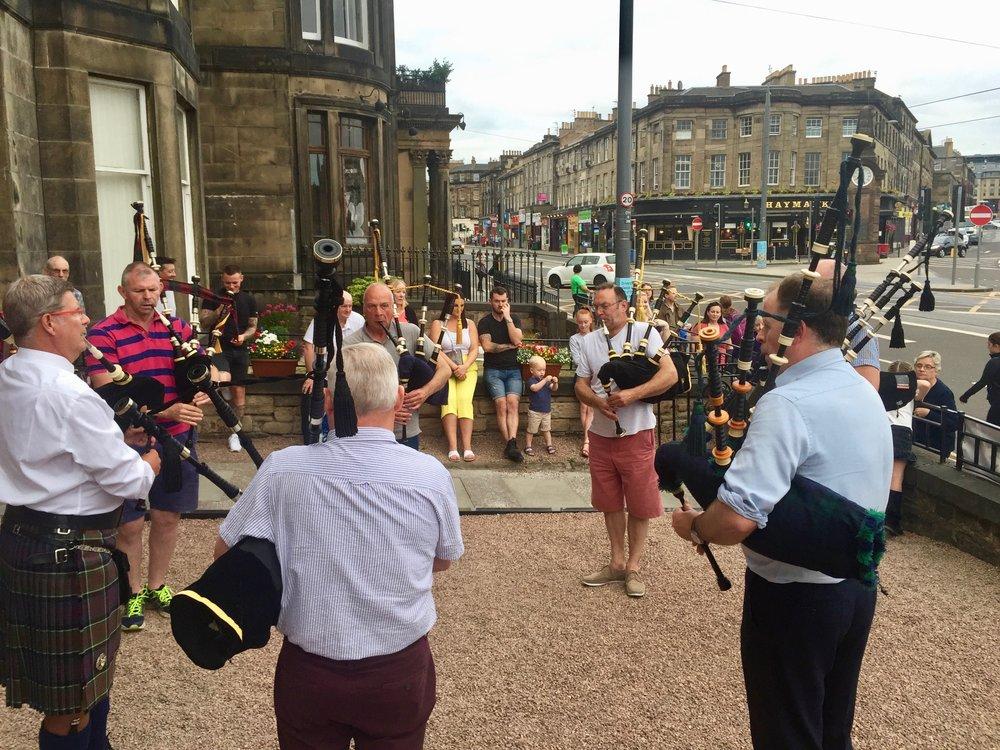 Scots Guards Club Edinburgh