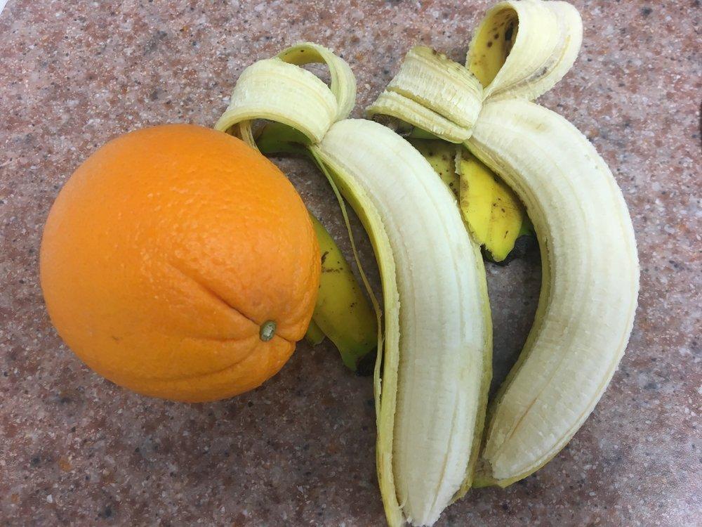 Bananas oranges -      6:30 pm