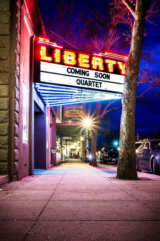 The Liberty Theater - During the 1980s, while people began talking about the revitalization of downtown Dayton, one dream - that of seeing the Liberty Theater reborn - was at the top of many local wish lists. Finally, in 1994, a group of citizens under the title Touchet Valley Arts Council (TVAC) approached the owner of the building, the law firm of Nealey and Marinella, about restoring the building. Through local donations and hundreds of volunteer hours contributed by community members, the roof was repaired.  Over the next seven years, TVAC and other community members raised money and were awarded different grants that allowed the fully restored Liberty Theater to open its doors with a live performance of The Music Man in November of 2001.Today the Liberty Theater continues to serve Dayton and the Touchet Valley under the vision of TVAC's original goal. First run family oriented movies are shown at the theater four days a week. Each year, the theater hosts two film festivals, one designed to entertain local children during summer afternoons. Several live performances are produced by TVAC Productions, and the Missoula Childrens Theatre graces the stage each year.