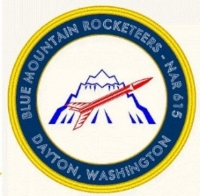 "Blue Mountain Rocketeers - The Blue Mountain Rocketeers (also known as ""BMR"") is a youth and family-oriented model rocketry club, based in the small farming community of Dayton, located in the southeastern portion of Washington State.Website"