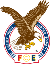 Dayton Eagles - Our Mission StatementThe Fraternal Order of Eagles is an international non-profit organization uniting fraternally in the spirit of liberty, truth, justice, and equality, to make human life more desirable by lessening its ills and promoting peace, prosperity, gladness and hope.