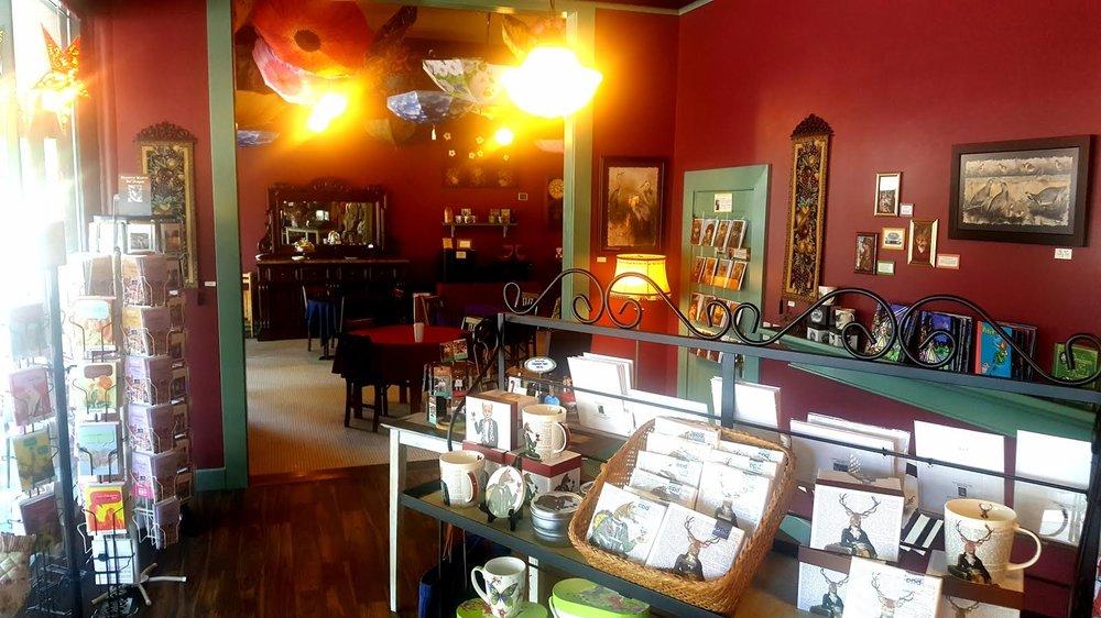 Weinhard Hotel Gift Shop -