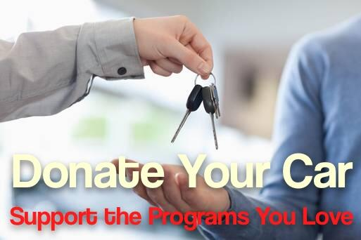 Have an old vehicle just taking up space? Donate it to the Chamber of Commerce!