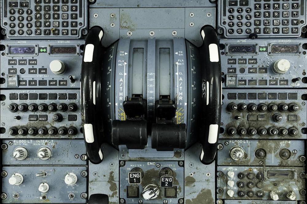 """Throttle"" C Print photograph"