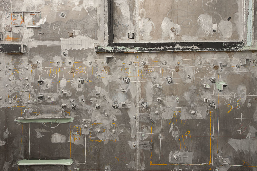 """Pilot House"" C Print photograph"