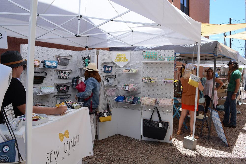 Sew Chrissy Market