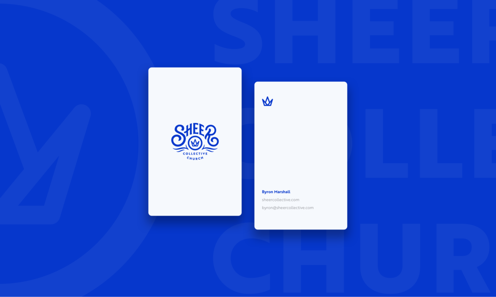 Sheer-collective-church - Business-cards