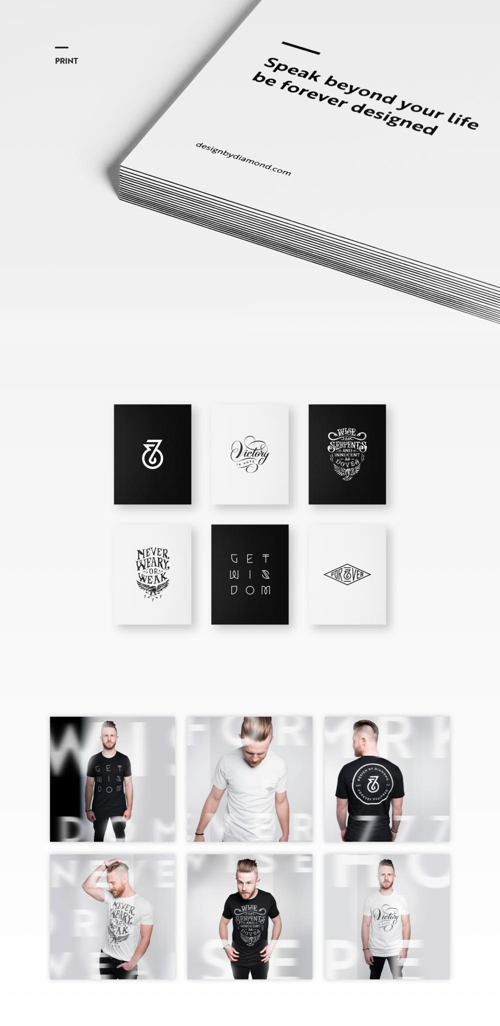 Design-by-diamond - Prints
