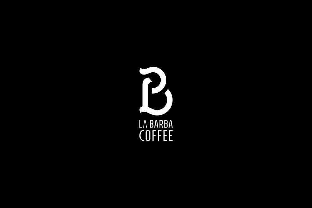 Design-by-diamond - La barba - Logo
