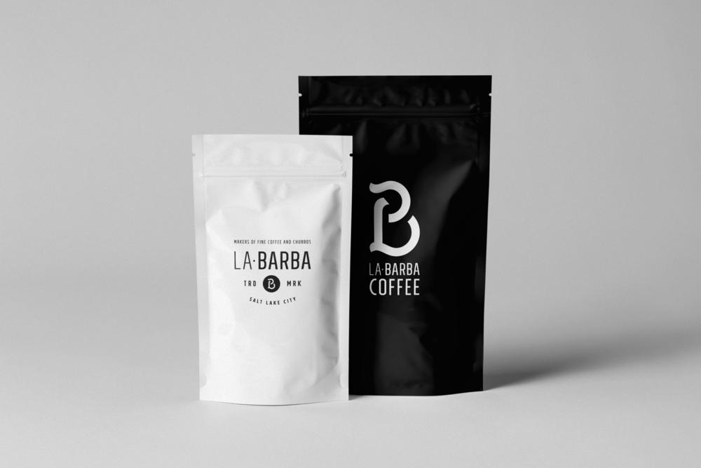 Design-by-diamond - La barba - 2 Bags