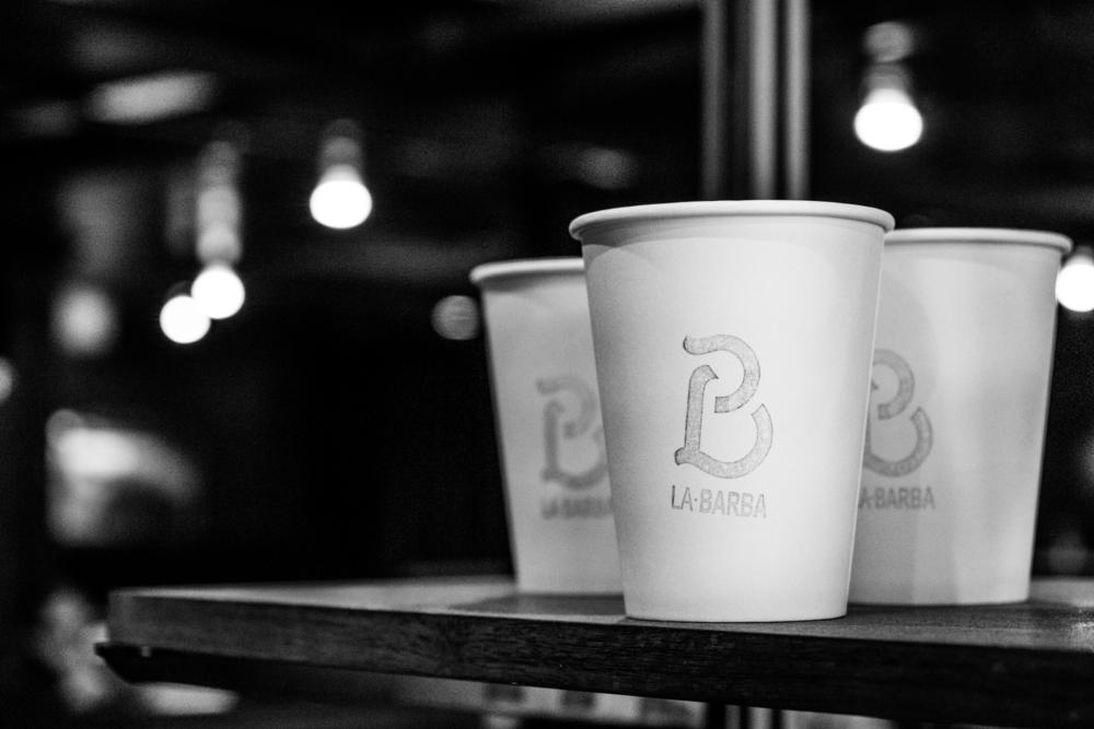 Design-by-diamond - La barba - Coffee Cups