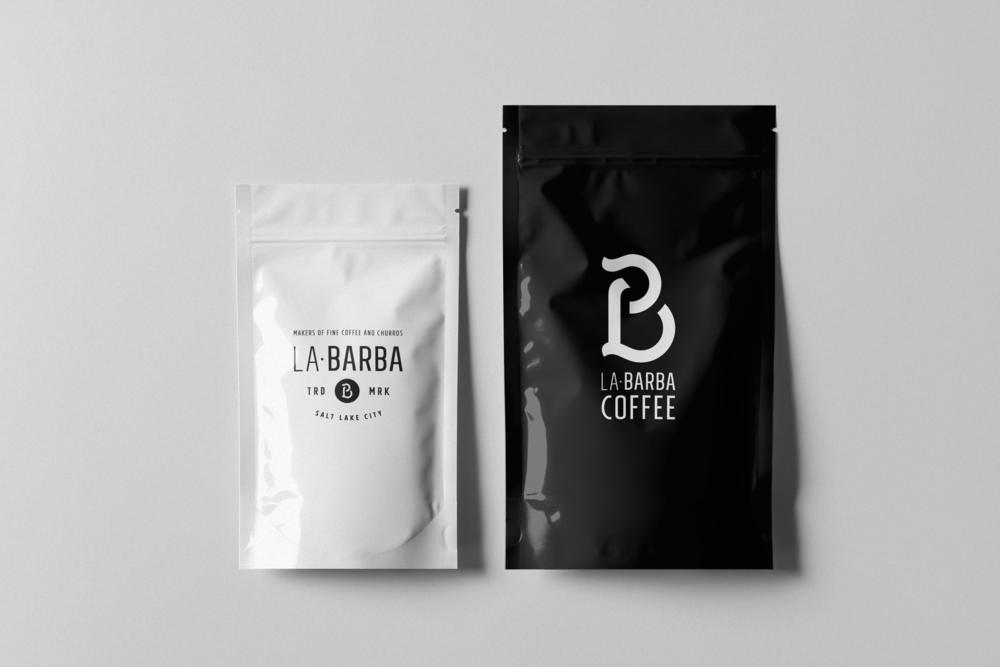 Design-by-diamond - La barba - 2 bags overhead
