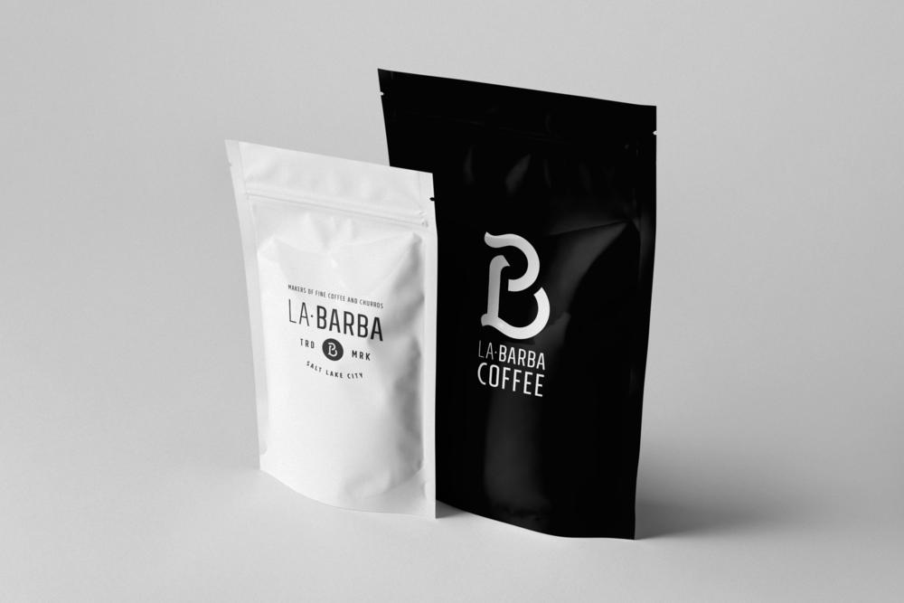 Design-by-diamond - La barba - 2 Bags Perspective