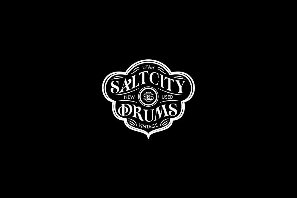 Design-by-diamond - Salt-city-drums - Logo