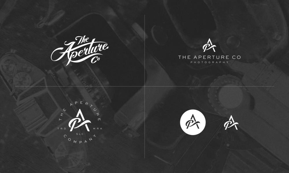 Design-By-Diamond - The Aperture Co - Logo scale