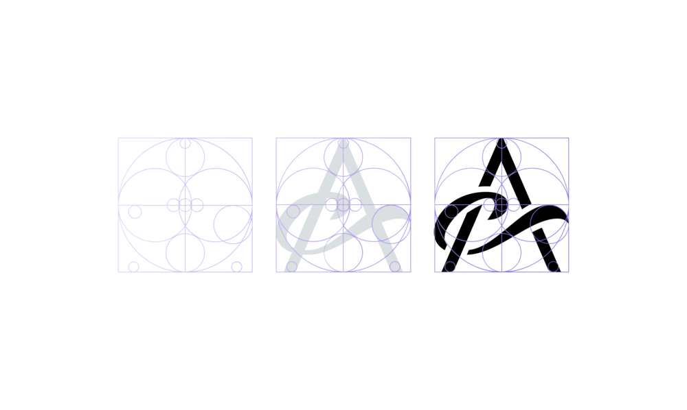 Design-By-Diamond - The Aperture Co - Monogram process