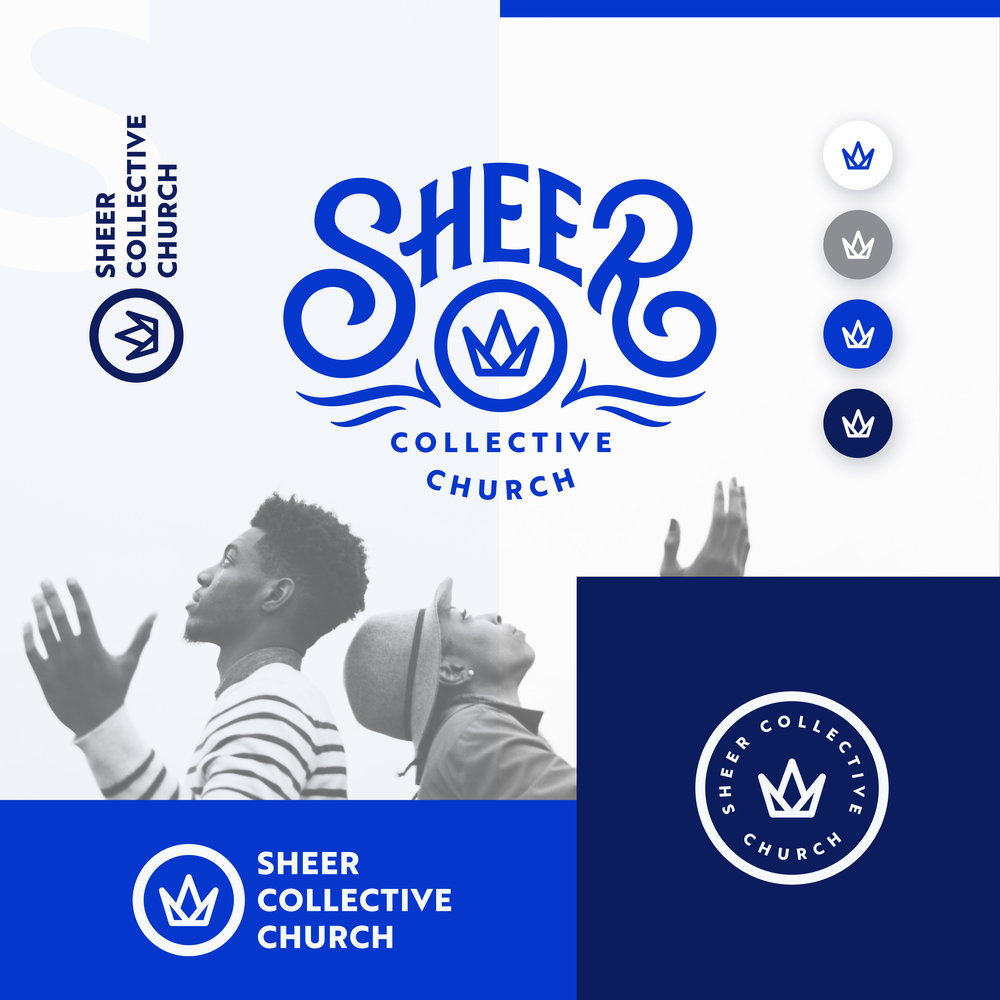 —SHEER COLLECTIVE - BRAND IDENTITY