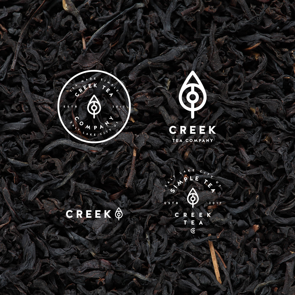 —CREEK TEA CO - BRAND IDENTITY