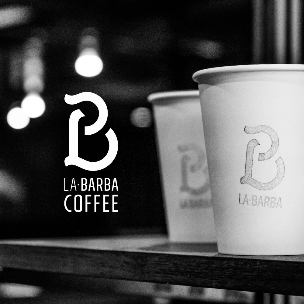 —LA BARBA - LOGO DESIGN