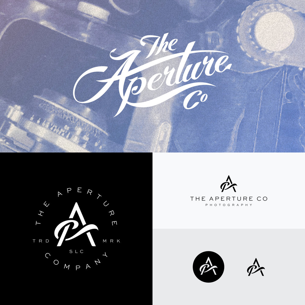—THE APERTURE CO - LOGO DESIGN