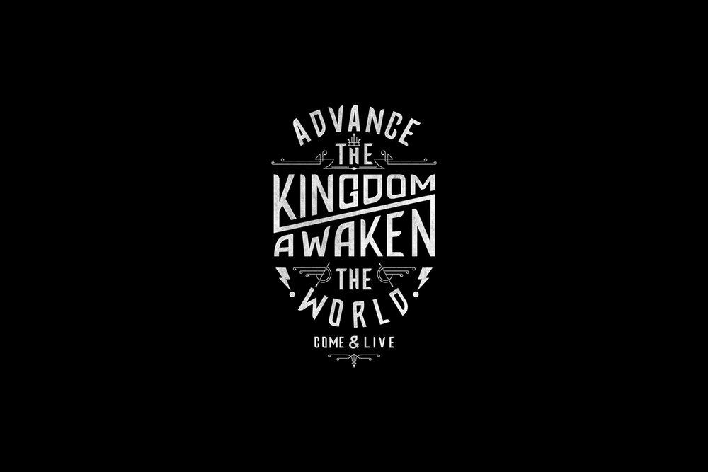 —ADVANCE THE KINGDOM -