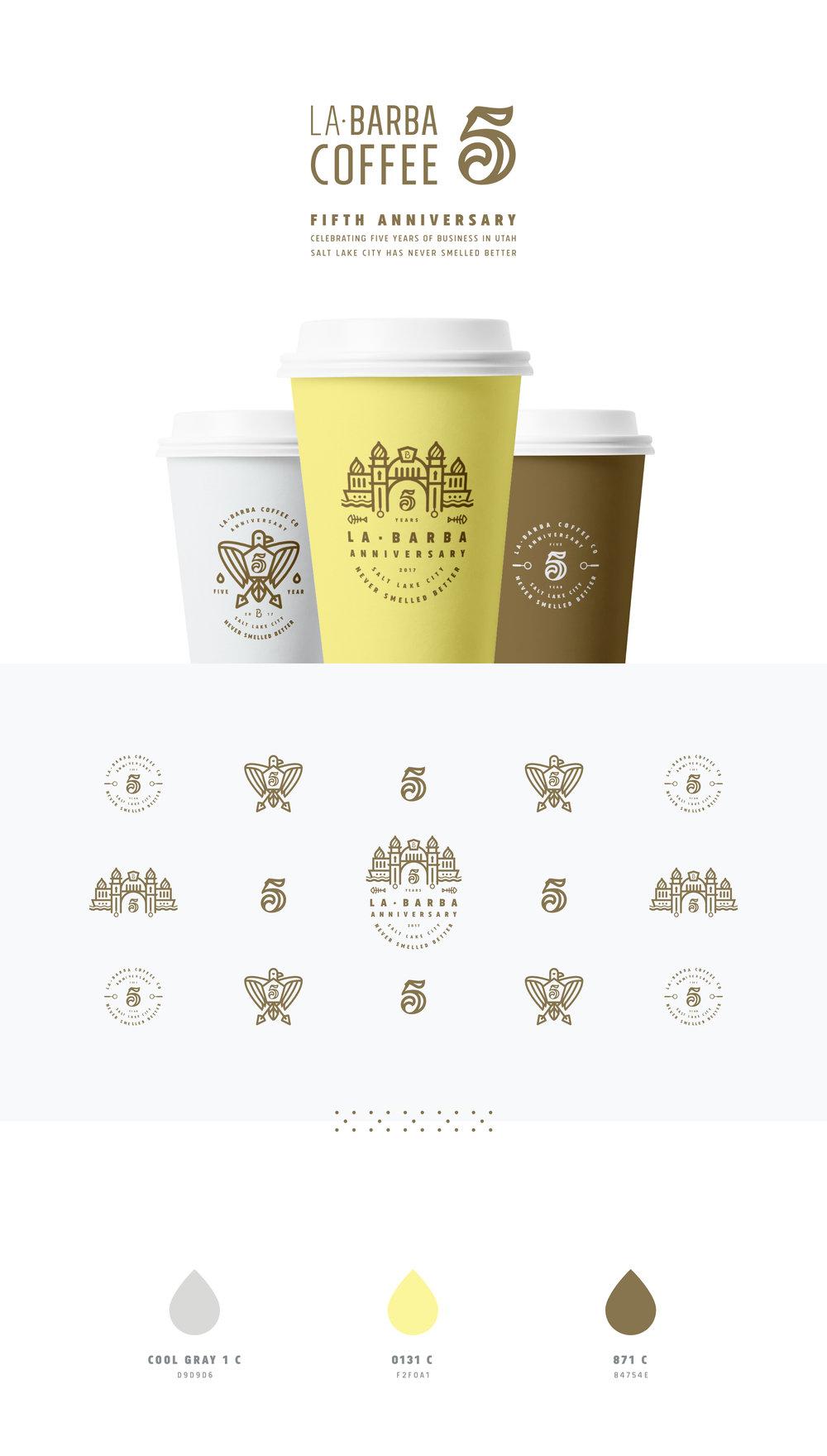 Design_by_Diamond - LaBarba_5year_Branding_01