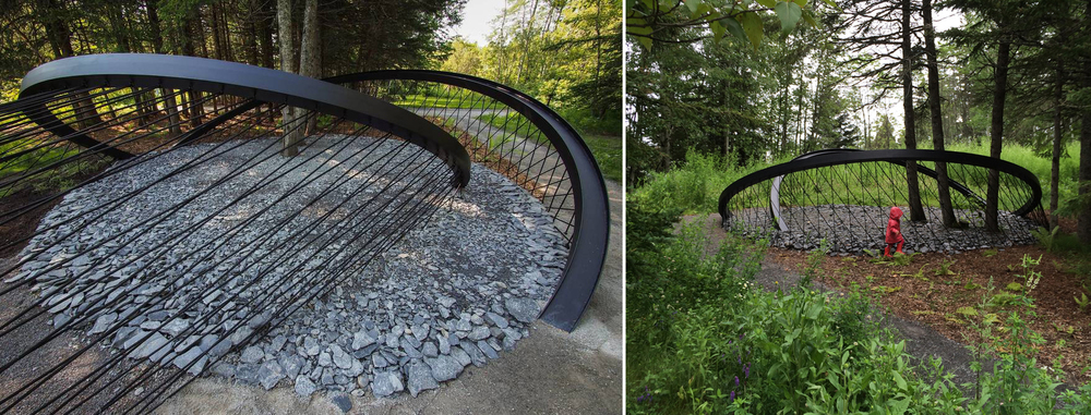 Maura Rockcastle Les Jardins de Metis/Reford Gardens Grand Metis, Quebec