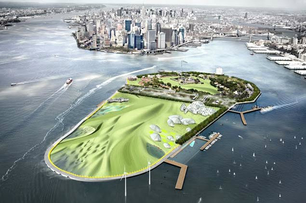 Maura Rockcastle, Project Designer  The Trust for Governor's Island  New York, NY