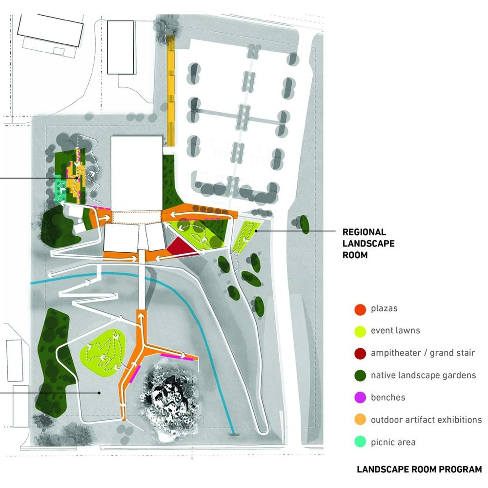 Landscape architecture and urbanism quarry visit for residential project pooptronica Gallery