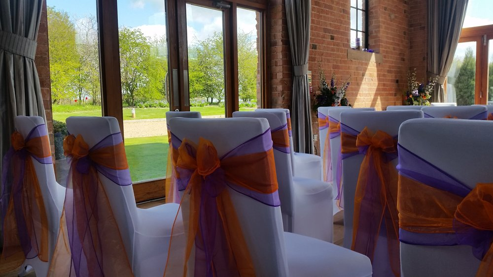 Carriage Hall Chair Covers Nottingham