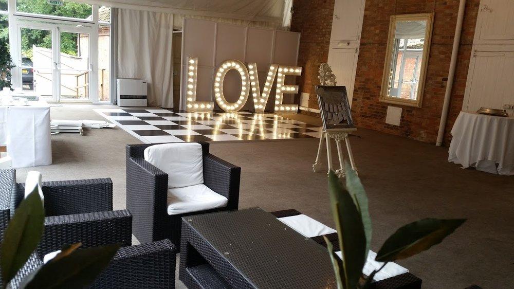 Norwood Park Weddings. Southwell, Nottingham