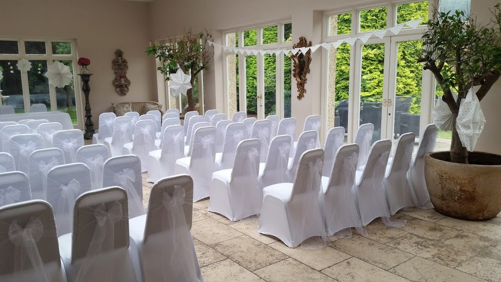Woodborough Hall Wedding, Nottingham