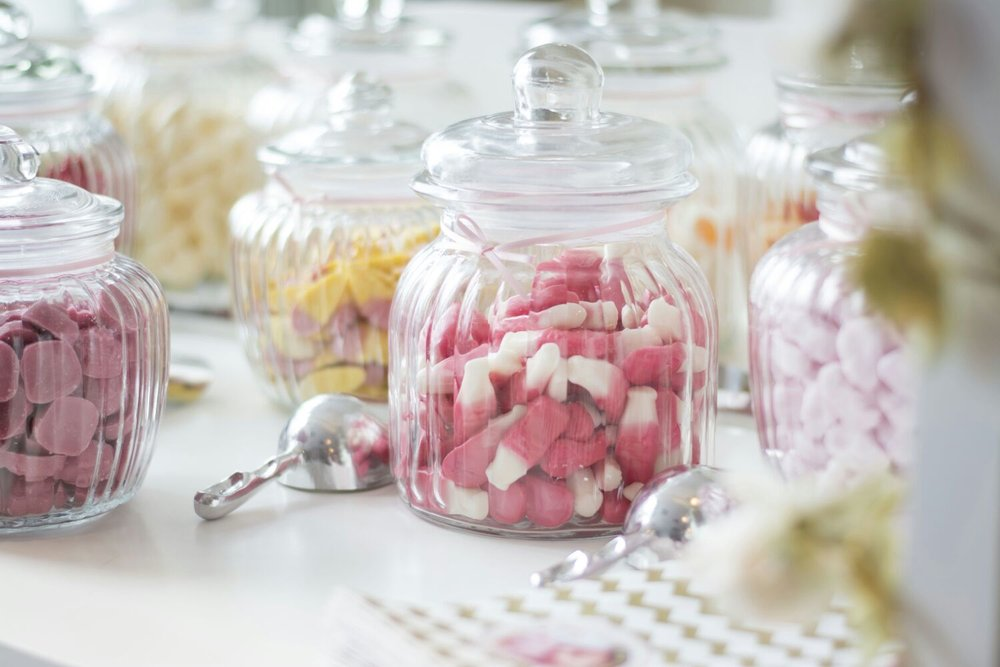 Candy Buffet Nottingham, Derby and the East Midlands